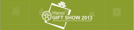 Qilila tham gia triển lãm hội trợ Hà Nội Gifts show Giảng Võ